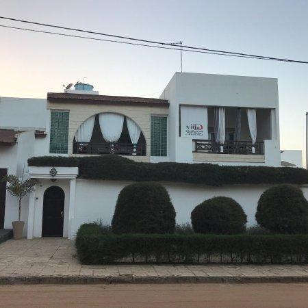 Yoff, Senegal: La Villa D
