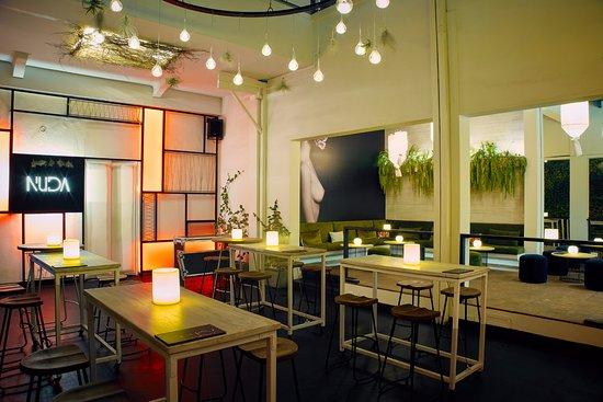 Terraza Y Zona Vip Picture Of Nuda Resto Bar Lima