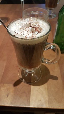 Lahti, Finlandia: Irish coffee