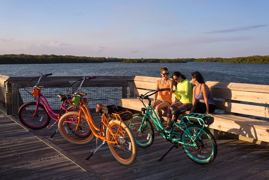 Pedego Juno Beach Electric Bikes