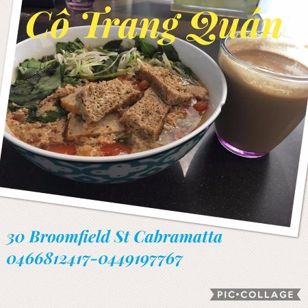 Cabramatta, Australia: Our signature dish and tasty coffee