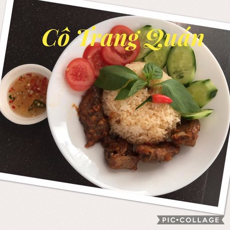 Cabramatta, Australia: Pork chop with rice