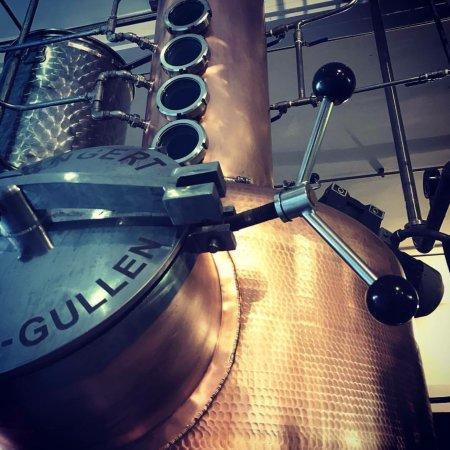 Lujan de Cuyo, Argentina: Un recorrido por el increible mundo de los destilados en Casa Tapaus