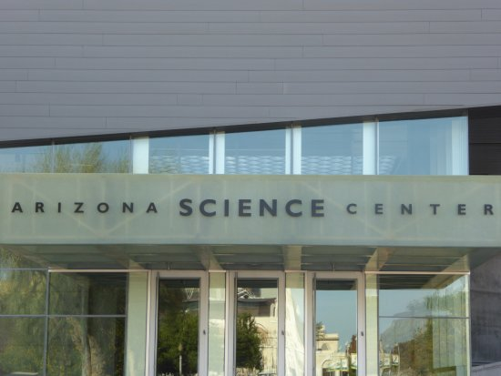 sign   picture of arizona science center phoenix