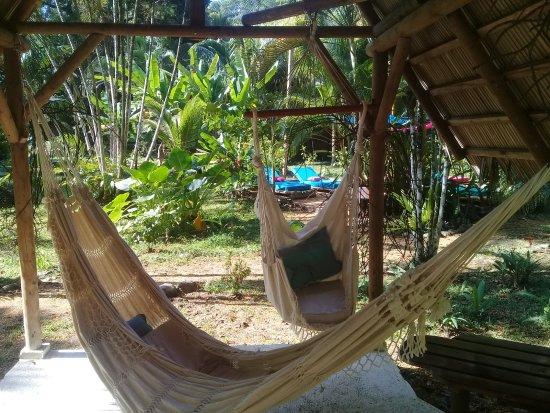 Punta Uva, Costa Rica: One of the ranchito for privacy