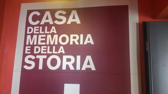 Casa della Memoria e della Storia