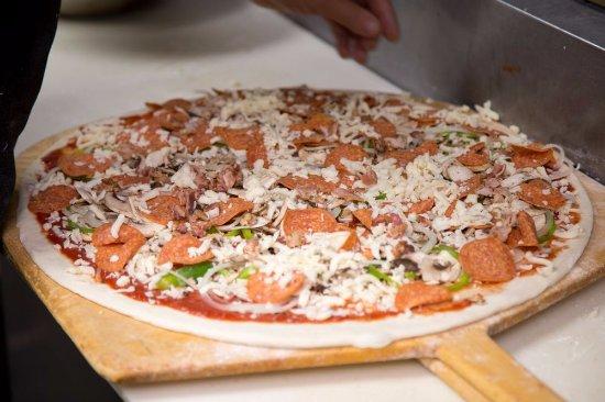 Bari Pizza: Hand Tossed Fresh NY Style Pizza
