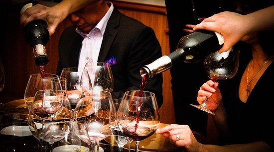 Carlton, Oregón: Dinner wine pairing event