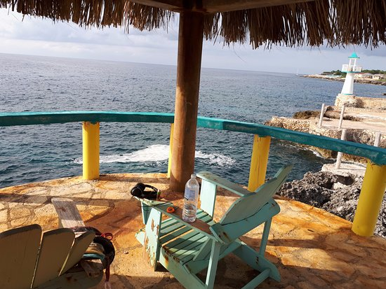 Negril Escape Resort & Spa: great view of the water