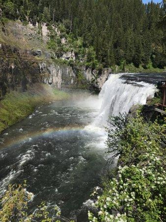 Ashton, ID: Beautiful upper falls