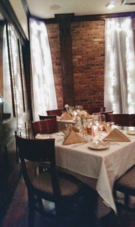 Millburn, NJ: Dinning room