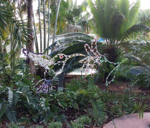 Owl Decoration Picture Of Florida Botanical Gardens Largo Tripadvisor
