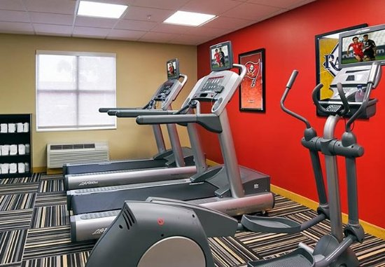 TownePlace Suites Tampa Westshore/Airport : Health club