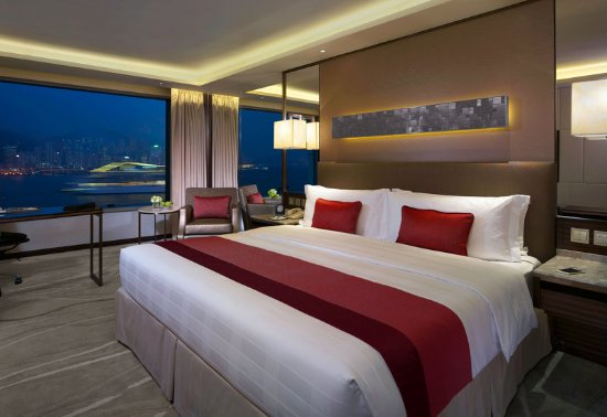 InterContinental Grand Stanford: Guest room