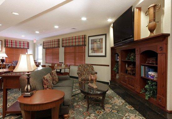 Residence Inn Oklahoma City South/Crossroads Mall : Lobby