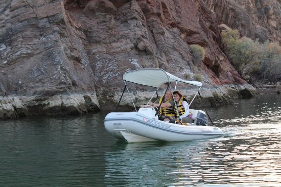 Lake Havasu City, AZ: Photo op Rubba Duck Safari