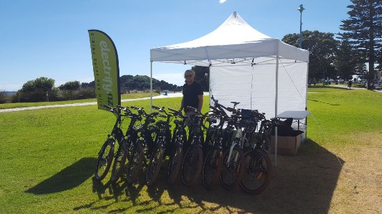 Electrify. Nz E-Bike Hire