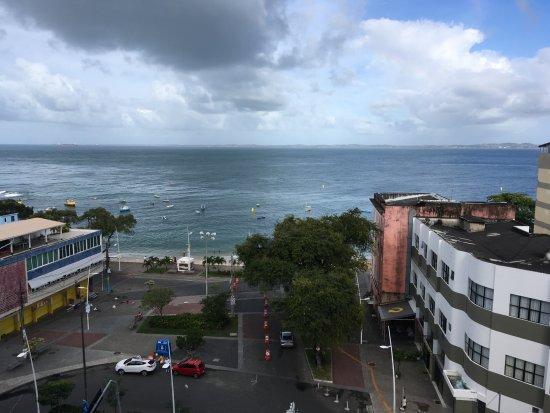 Hotel Sol Barra: Vista desde el sexto piso del hotel