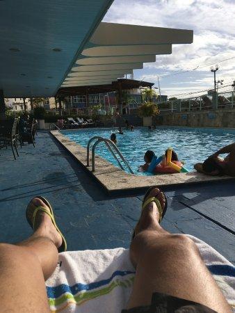 Hotel Sol Barra: Piscina del hotel