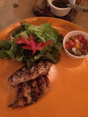Chamuyo Restaurant : Our amazing dinner...