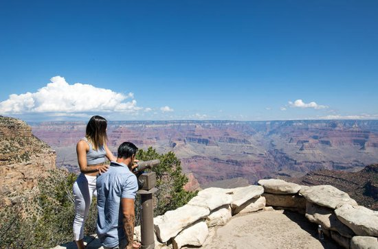 Grand Canyon : visite de luxe du...