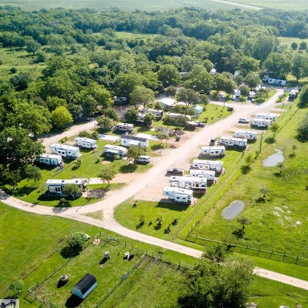 Brazoria, TX: San Bernard River RV Park. Beautiful quiet home away from home