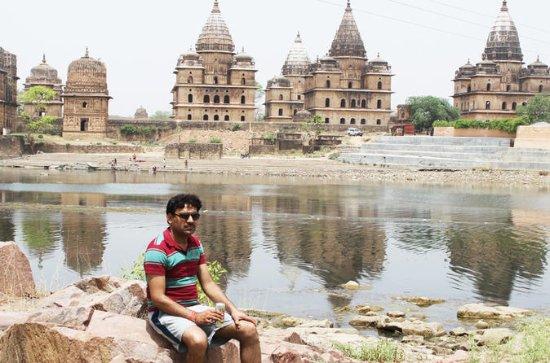 Khajuraho Orchha Private Day Trip...