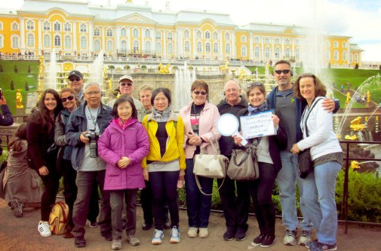 St. Petersburg Visa-Free 2-Day All...