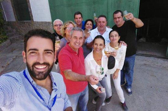 Jerez wijnkelderrondleiding en ...