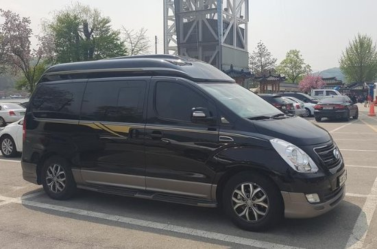 Private Transfer from Seoul Hotels to Incheon Int'l Airport