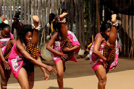 SWAZILAND CULTUREL - excursion d'une...