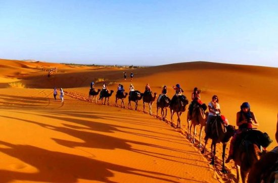 3 days - Private tour From Marrakech...