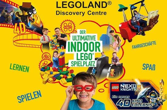 Berlin Combo: LEGOLAND Discovery Centre Berlin and AquaDom&SEA LIFE...