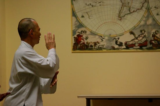 Privat kinesisk Tai Chi Workshop