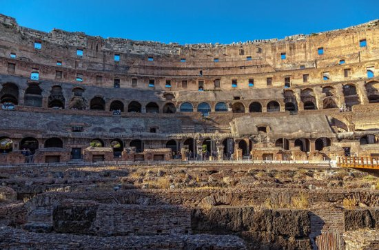 Adventure Tour For Kids: Colosseum ...
