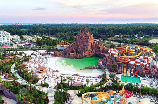 The 10 Best Water Amusement Parks in Antalya Province TripAdvisor