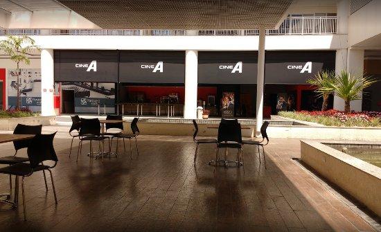 Braganca Paulista, SP: Foto do site oficial do Cine A