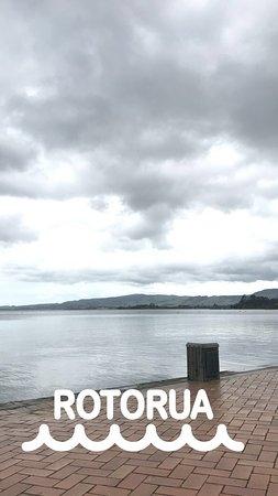 Lake Rotorua : بحيرة روتوروا
