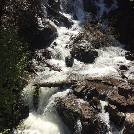 Pagosa Springs, CO: Treasure Falls June 2016