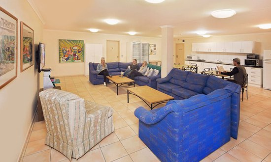 Jindabyne, Австралия: Lounge Area