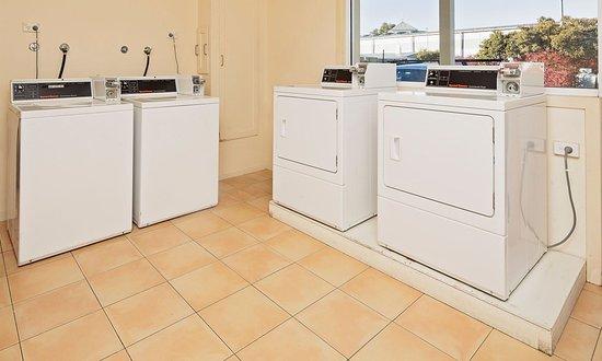 Jindabyne, Австралия: Laundry