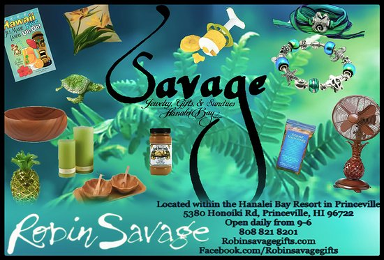Savage at Hanalei Bay Resort