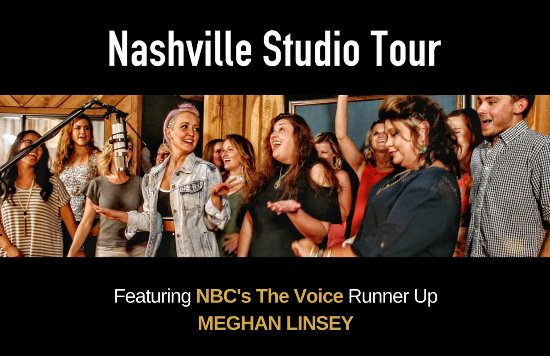 ‪The Nashville Studio Tour‬