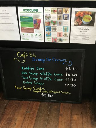 Merredin, Australia: Ice cream to go