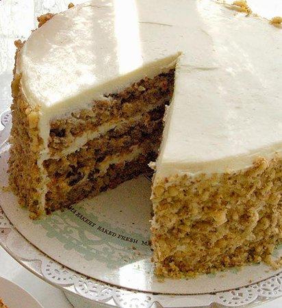 Magnolia Bakery: Amazing Carrot Cake