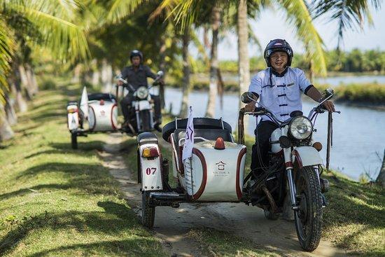 Victoria Hoi An Sidecar