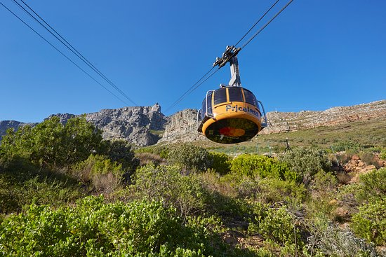 ‪Table Mountain Aerial Cableway‬