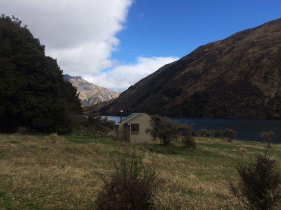 Hanmer Springs, Neuseeland: Lake Guyon Hut