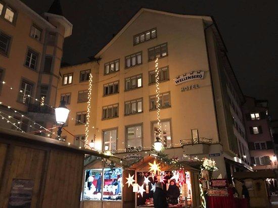 Street View Bild Von Hotel Wellenberg Zürich Tripadvisor