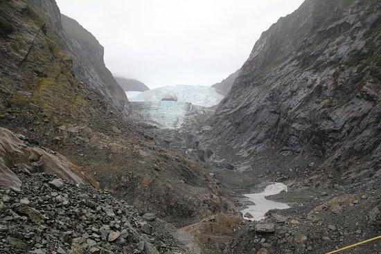 Franz Josef, Nueva Zelanda: The glacier